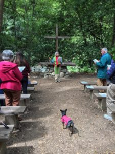 Annual Church Picnic with Eucharist in Big Sur! @ Santa Lucia Campground and Chapel | Big Sur | California | United States