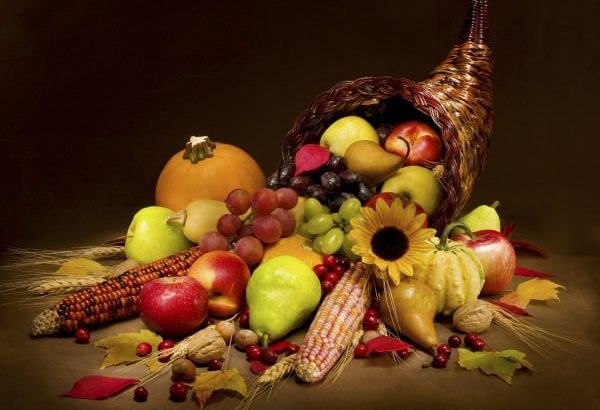Thanksgiving service interfaith gathering in Carmel, California