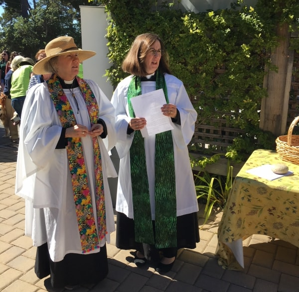 Contemplative work and silence days at All Saints' church