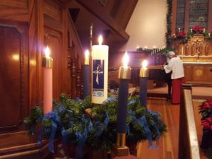 Advent Lessons and Music @ All Saints' Episcopal Church | Carmel-by-the-Sea | California | United States