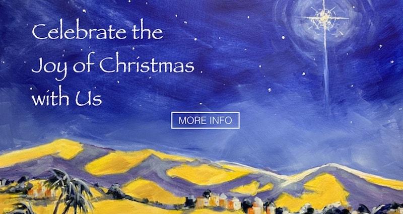 Christmas Services All Saints Episcopal Carmel California