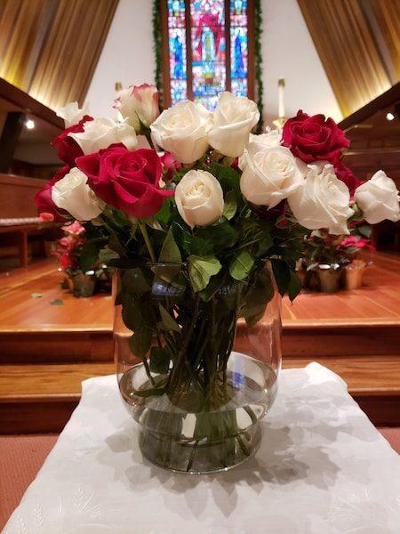 Installation Ministries Bouquet All Saints' Carmel CA