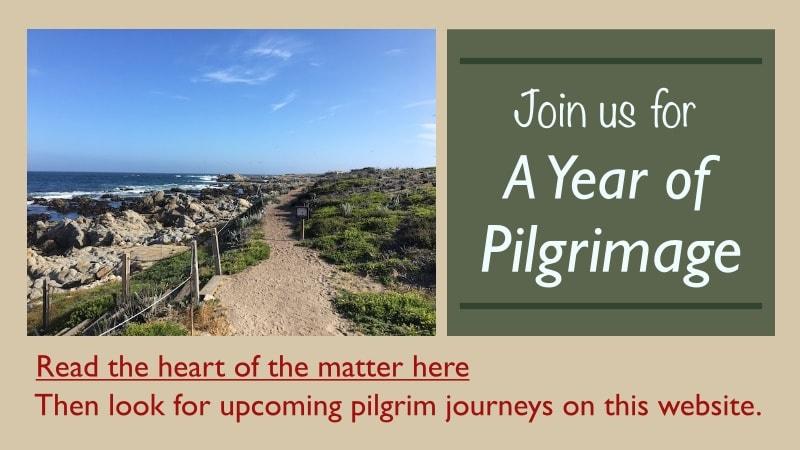 Pilgrimage Year Promo All Saints' Church Carmel