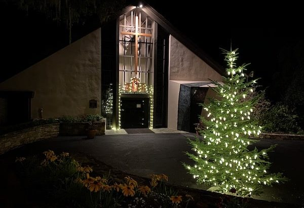Christmas Week Services All Saints' Church Carmel California