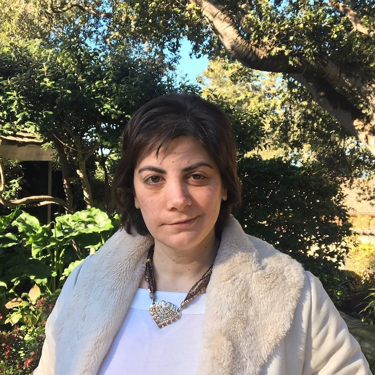 Michelle Amirkhanian New Vestry 2020 All Saints Carmel California