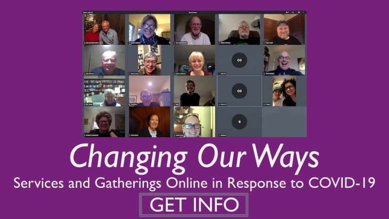Online Service And Gatherings During COVID-19 All Saints Episcopal Church Carmel California