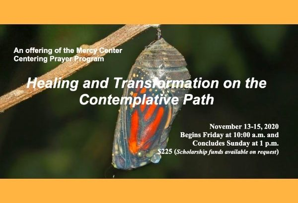Centering Prayer Mercy Center Virtual Retreat November 2020