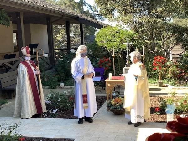 Consecration Sunday 2020 All Saints Church Carmel California