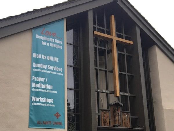 New Year Online Services All Saints Church Carmel California